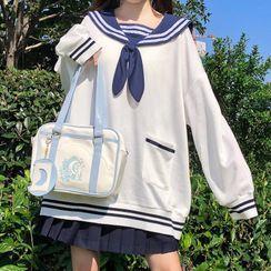 Yoshimi - 水手领卫衣