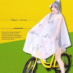 Sonrisa - 反光自行车雨衣