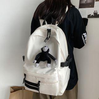 Gokk(ゴック) - Striped Lightweight Backpack