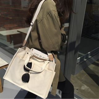 Minafox - Canvas Tote Bag