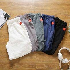 Fireon - 纯色短裤
