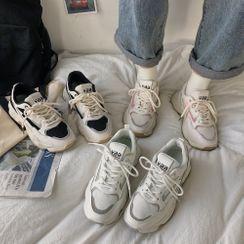 STEPUP - Platform Sneakers