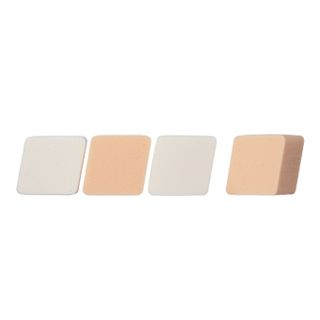 The Saem - Foundation Make Up Sponge (Diamond) 4pcs