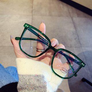 MOL Girl - Blue Light Blocking Square Glasses