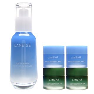 LANEIGE - Water Bank Moisture Essence Set Dream Bubble Collection