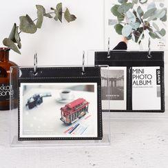 PIXON - Ring Binder Acrylic Photo Frame