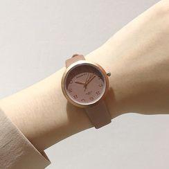 Moska - 套裝: 帶式手錶 + 手鏈