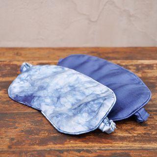 bleublack - Fabric Sleeping Eye Mask