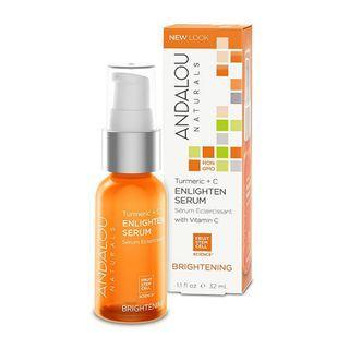 Andalou Naturals - Brightening Turmeric + C Enlighten Serum