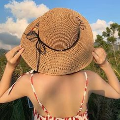 FROME - Straw Sun Hat