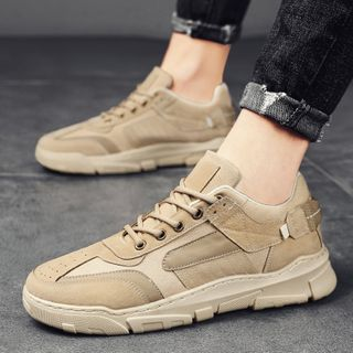 BELLOCK - Lace Up Sneakers