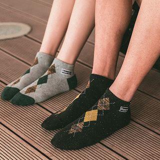 Guliga - 菱格襪