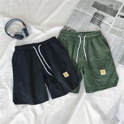 Fresco - Pocketed Shorts