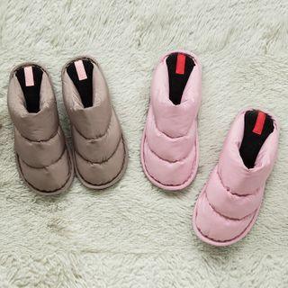 Cool Cocoon - 夹层家居拖鞋