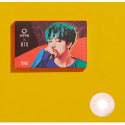 MTPR - BTS DNA Monthly Color Lens #Destiny Pink