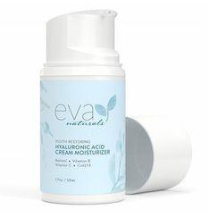 Eva Naturals - Hyaluronic Acid Cream Moisturizer