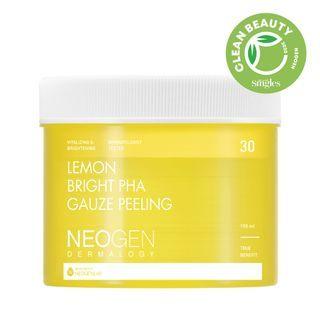 NEOGEN - Dermalogy Lemon Bright PHA Gauze Peeling