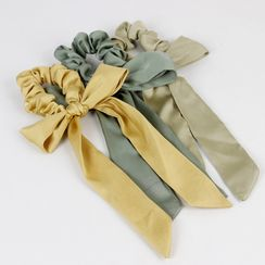 Sesori - Fabric Bow Hair Tie
