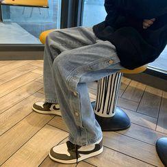 WidoWilder - 直身牛仔褲