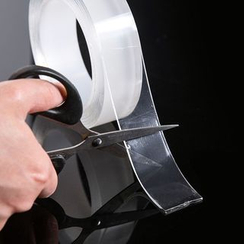 Popcorn - Transparent Double-sided Adhesive Tape