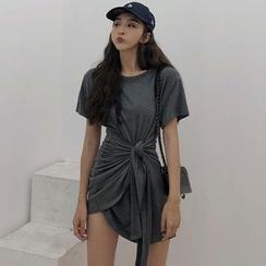 Jeans Kingdom - 短袖T裇裙