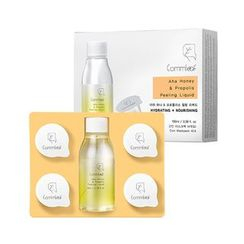 Commleaf - AHA Honey & Propolis Peeling Liquid Set 5pcs