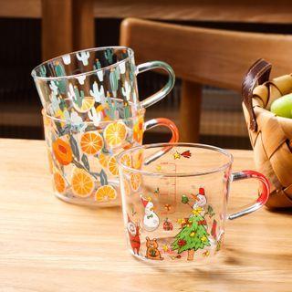 Kawa Simaya - Print Glass Mug