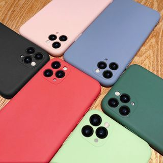 Zone Zero - 碎花手机保护套 - iPhone 11 Pro Max / 11 Pro / 11 / XS Max / XS / XR / X / 8 / 8 Plus / 7 / 7 Plus / 6s / 6s Plus