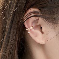 CatSoul - Alloy Cuff Earring