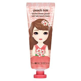 The ORCHID Skin - Peach Tok Tok Hand Cream