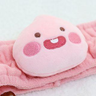 Korean Entertainment(コリアン エンターテインメント) - Kakao Friends Little Face Washing Hair Band