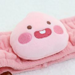 Korean Entertainment - Kakao Friends Little Face Washing Hair Band