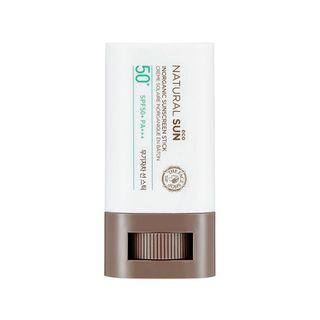 THE FACE SHOP - Natural Sun Eco Inorganic Sunscreen Stick SPF50+ PA+++ 20g