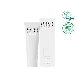 ROVECTIN - Creme Clean Lotus Water Cream
