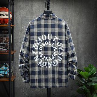 Sheck - Plaid Shirt