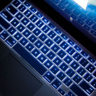 BAGGEST - 彩色MacBook鍵盤膜