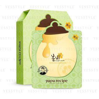 Papa Recipe - Bombee Green Honey Mask