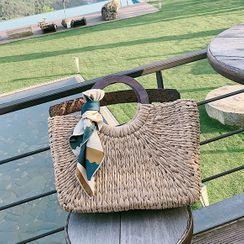 Utin - Woven Tote Bag