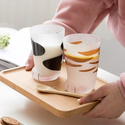 Yomerto - 磨砂貓爪玻璃杯