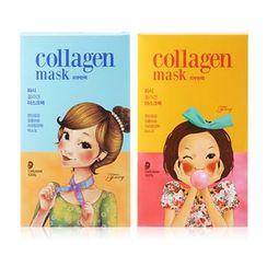 FASCY - Collagen Mask Set - 2 Types