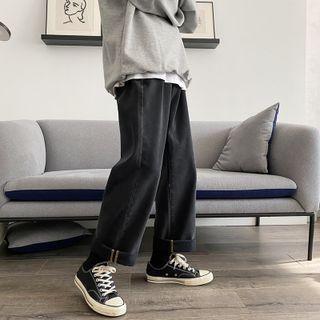 Passerine - 寬腿牛仔褲