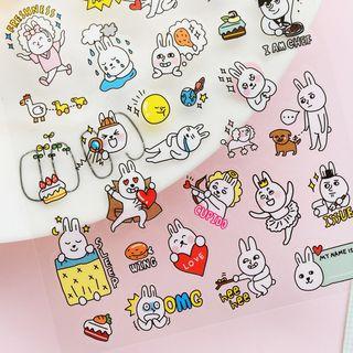 SASHI - Rabbit Sticker