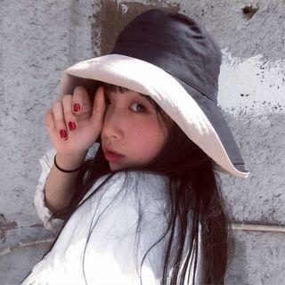 Birravin - Resin Wide Brim Bucket Hat