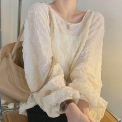 Maliske - 長袖皺紋襯衫