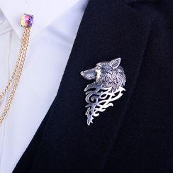 Prodigy - 合金衣领饰针 (多款设计)