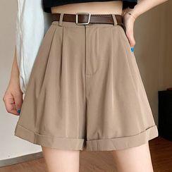 Tonni's - 宽腿短裤