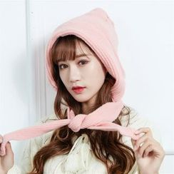 Eva Fashion - 圍脖帽子