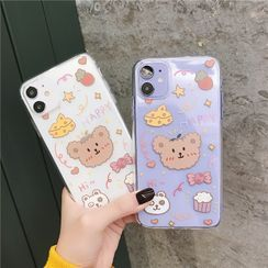 Ruggal - Animal Phone Case - iPhone 12 Pro Max / 12 Pro / 12 / 12 mini / 11 Pro Max / 11 Pro / 11 / SE / XS Max / XS / XR / X / SE 2 / 8 / 8 Plus / 7 / 7 Plus