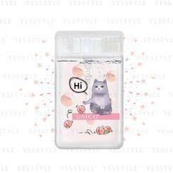 变脸猫 - Hi口腔清新喷雾 清香水蜜桃