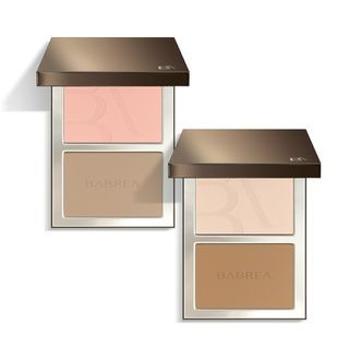 BABREA - Mineral Skin Finish Contour Duo - 2 Types